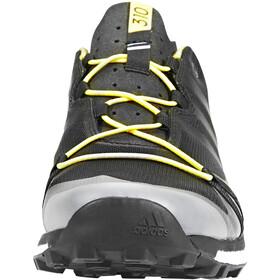adidas TERREX Agravic Shoes Men dark grey/core black/bright yellow